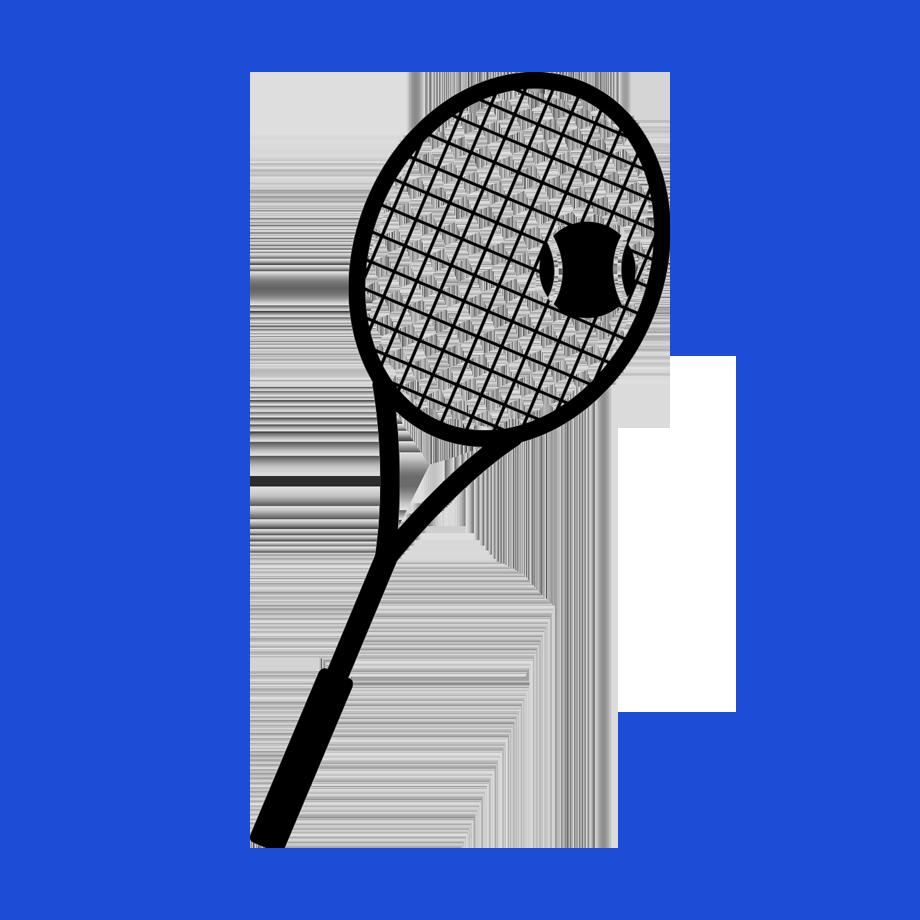 Tennis Medallions