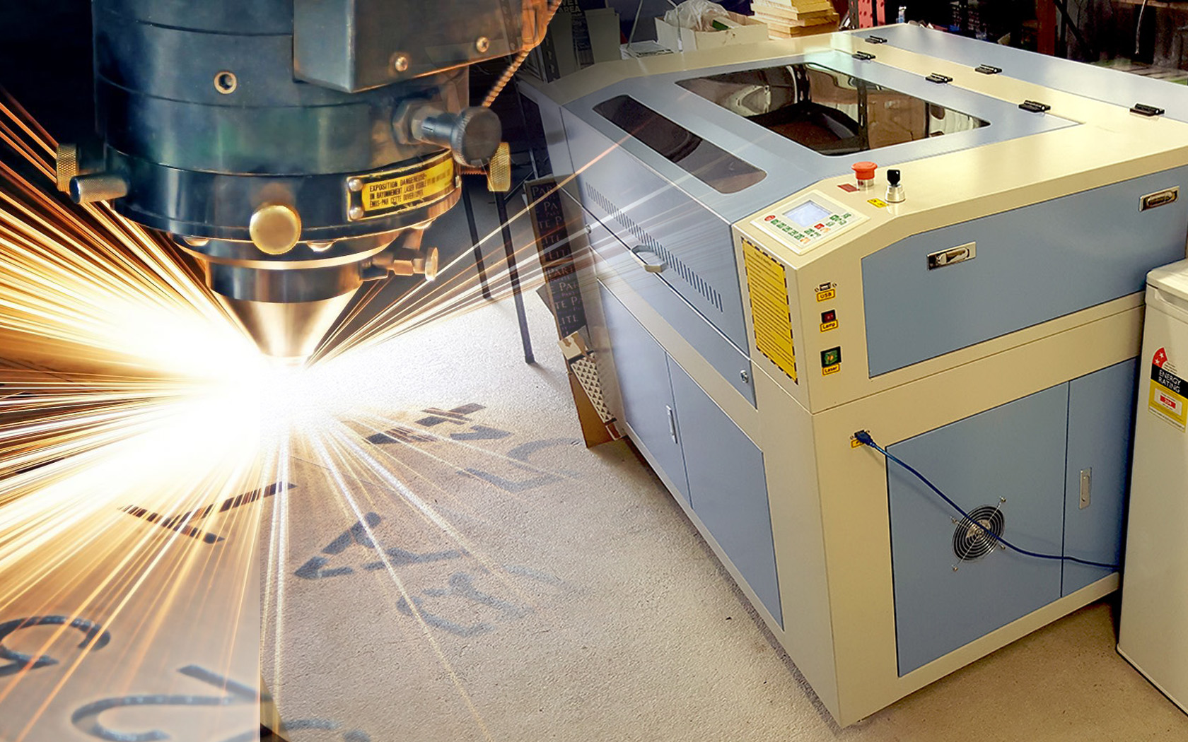 Chinese Laser Engraver User Experience Beyond Trophies