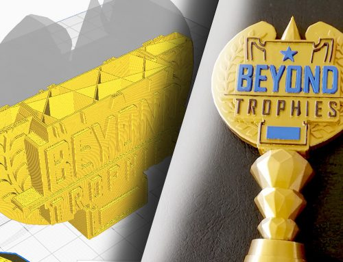 3D Printed Trophies of the Future