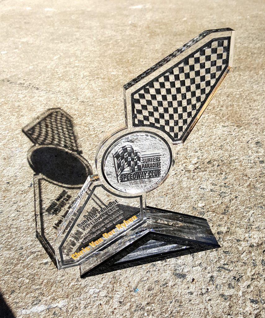 20180714 Custom Trophy A and B Grade